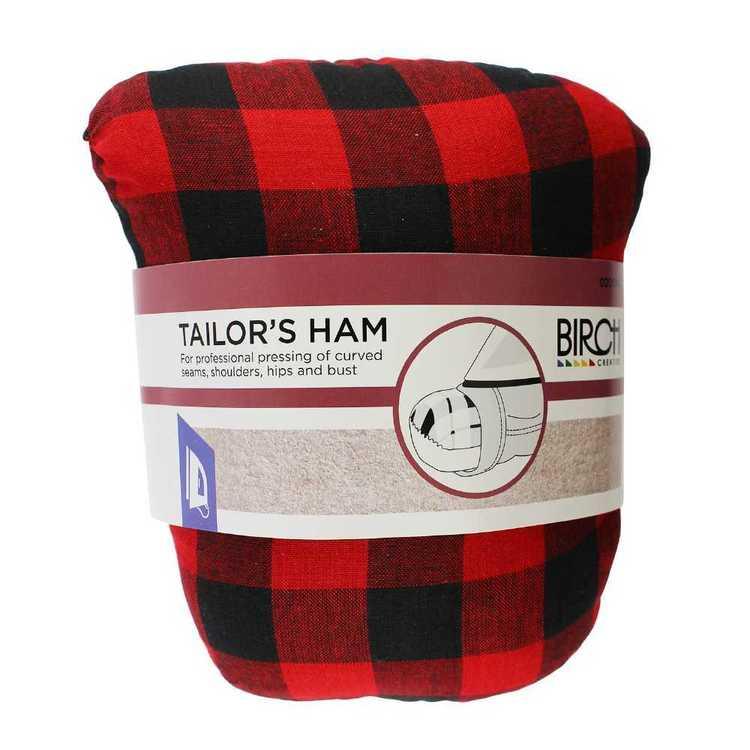 Birch Quilter's Ham