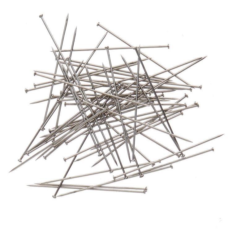 Birch Dressmaker Long Pins