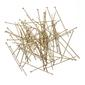 Birch Lace Brass Pins Brass 0.55 mm