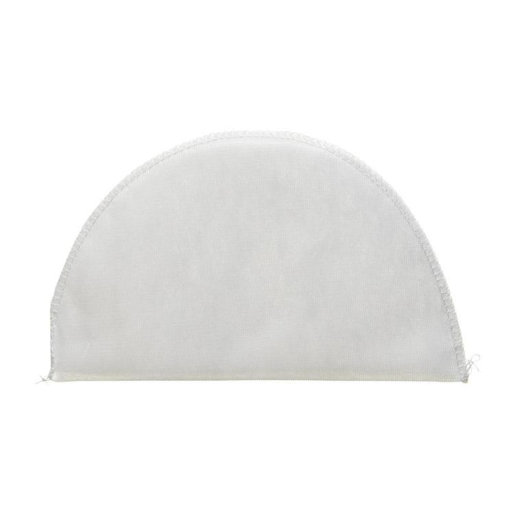 Birch Covered Shoulder Pad For T-Shirts White