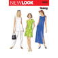 New Look 6602 Women's Dress  Small - XX Large