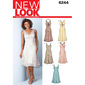 New Look 6244 Women's Dress  8 - 18