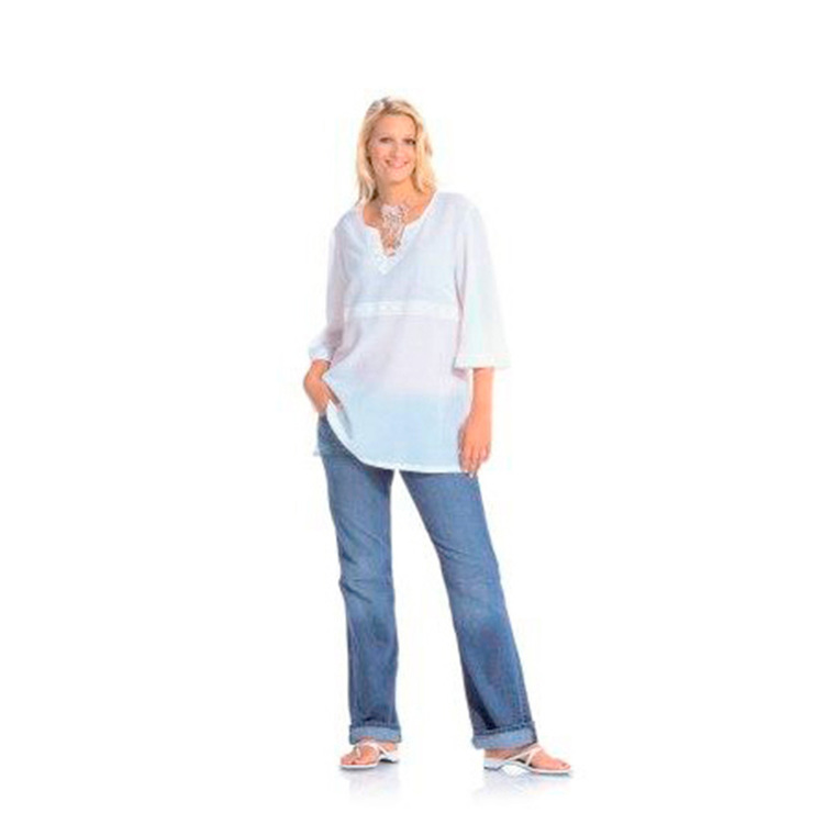 Burda 8100 Women's Top  18 - 32