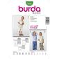 Burda 9793 Boy's Pants  2 - 6
