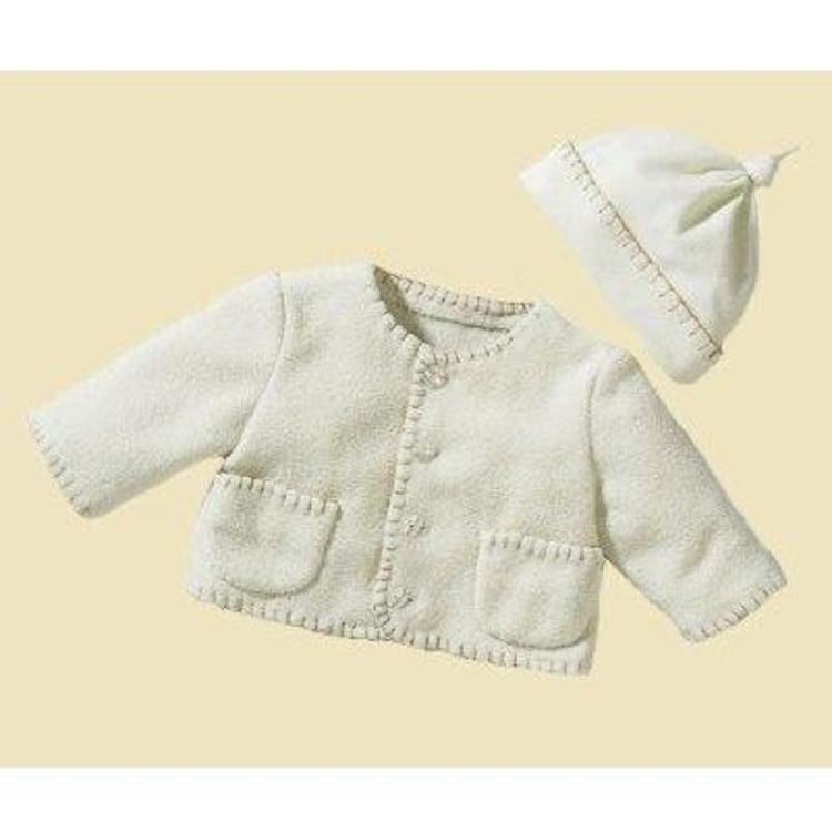 Burda 9831 Baby Coordinates  1 Month - 1 Year