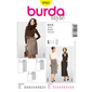 Burda 8765 Women's Skirt  10 - 28