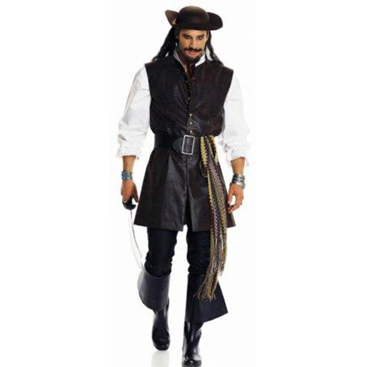 Burda 2459 Pirate & Casanova Costume  36 - 48