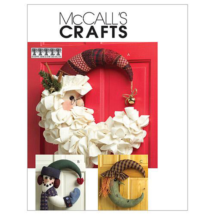 McCall's Pattern M5205 Seasonal Decorations