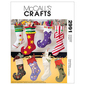 McCall's M2991 Christmas Stockings One Size