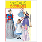 McCall's Pattern M4948 Girls' & Misses' Costumes