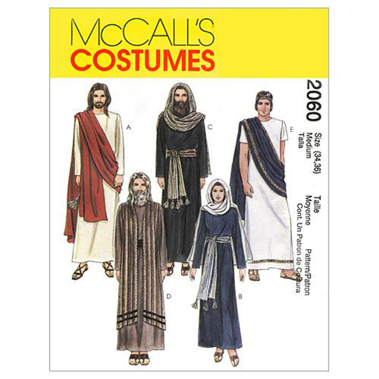 McCalls M2060 Easter Costumes
