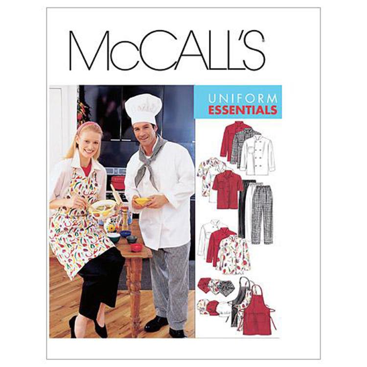 McCall's Pattern M2233 Misses' & Men's Jacket