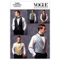Vogue V7488 Men's Vests  All Sizes