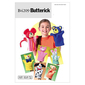 Butterick B4209 Kids' Hand Puppets  One Size