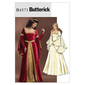Butterick B4571 Misses' Costume