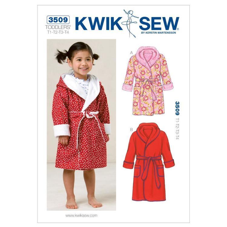 Kwik Sew Pattern K3509 Robes