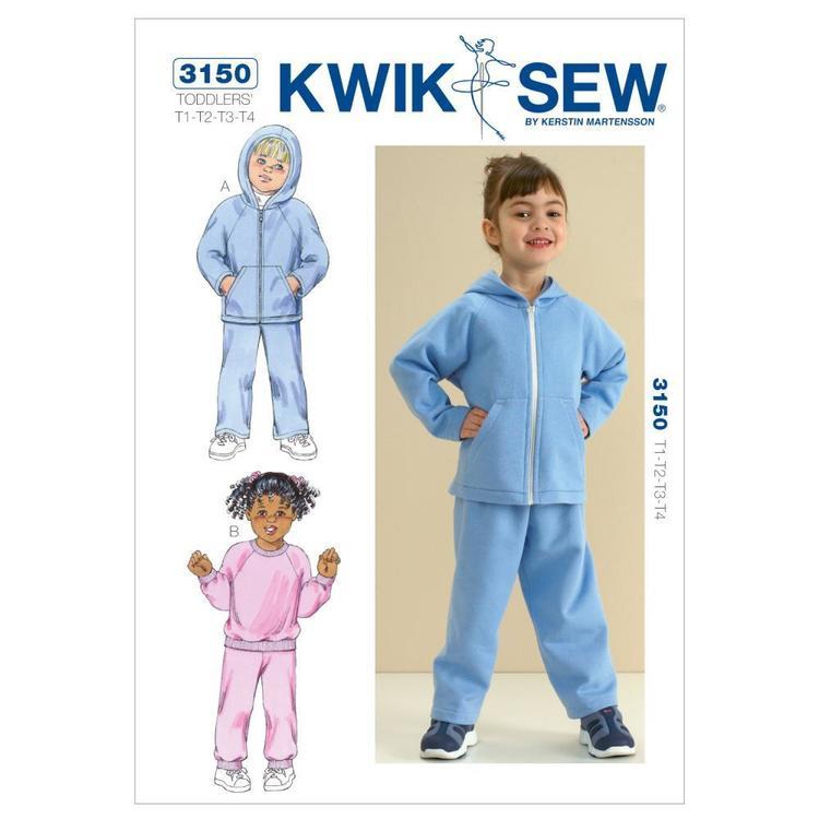 Kwik Sew Pattern K3150 Shirts & Pants