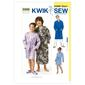Kwik Sew K3329 Robes  X Small - X Large