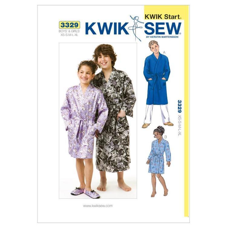 Kwik Sew Pattern K3329 Robes