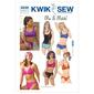Kwik Sew K3239 Swimsuits  X Small - X Large