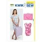 Kwik Sew K3551 Sleep Shirt & Pillowcase  8 - 16
