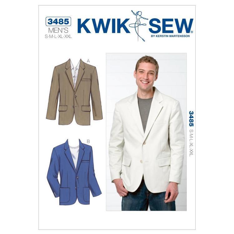 Kwik Sew Pattern K3485 Blazer