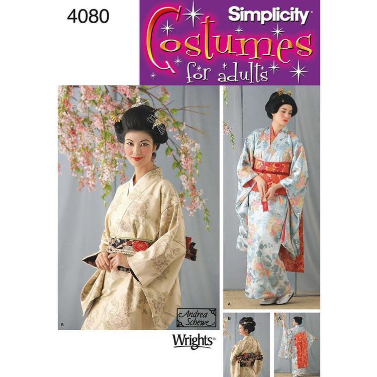 Simplicity Pattern 4080 Women's Costume