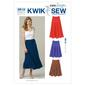 Kwik Sew K3513 Skirts  X Small - X Large