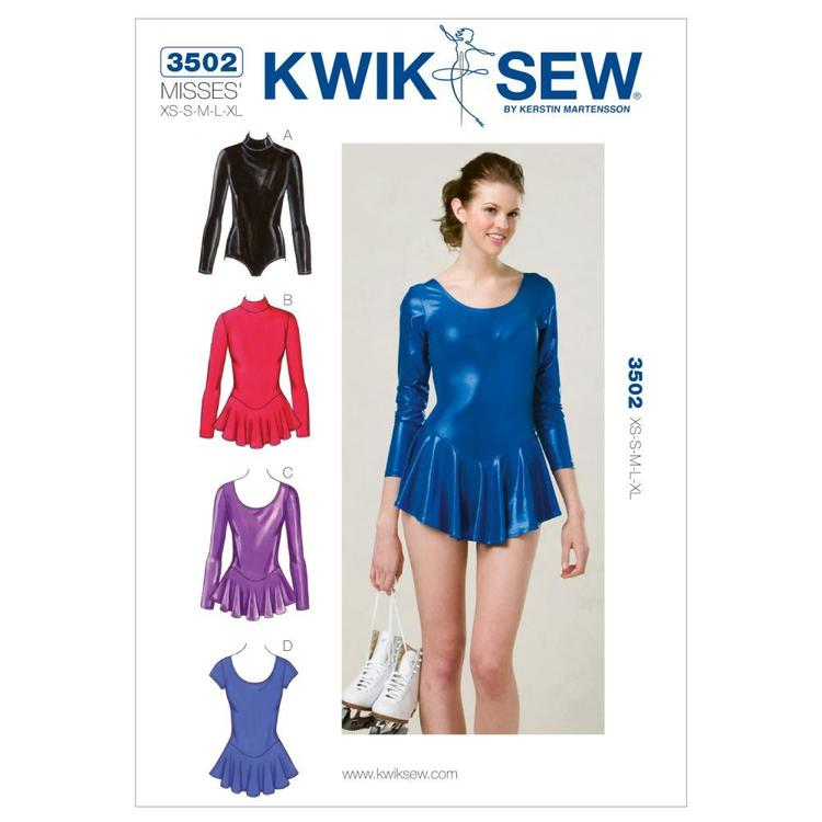 Kwik Sew Pattern K3502 Leotards