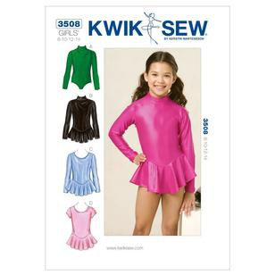 Kwik Sew Pattern K3508 Leotards