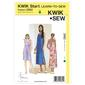 Kwik Sew K2982 Dresses  X Small - X Large
