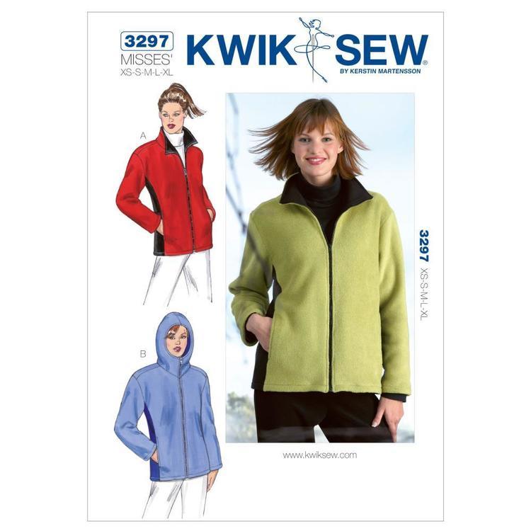 Kwik Sew Pattern K3297 Jackets