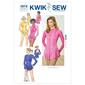 Kwik Sew K3272 Leotards  X Small - X Large
