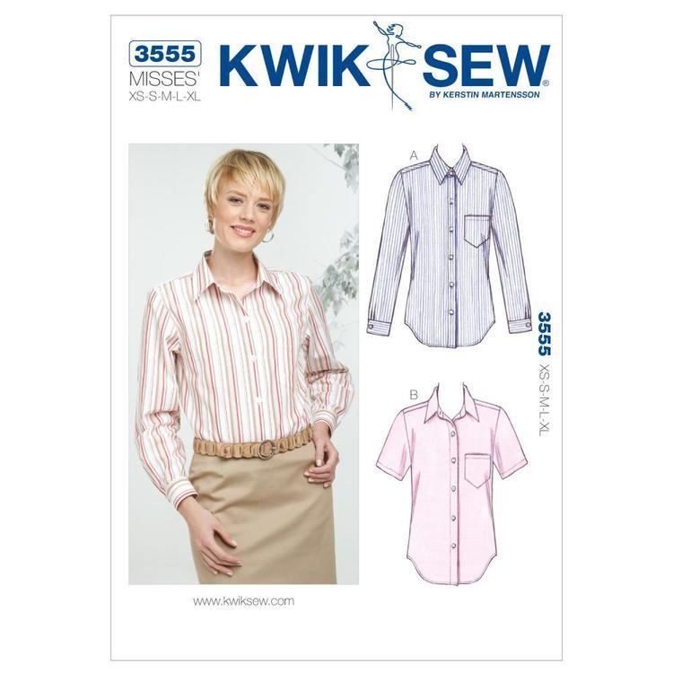 Kwik Sew Pattern K3555 Shirts