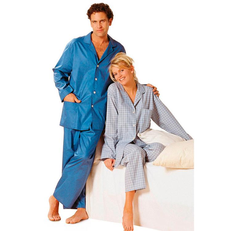 Burda Pattern 2691 Unisex Pyjamas