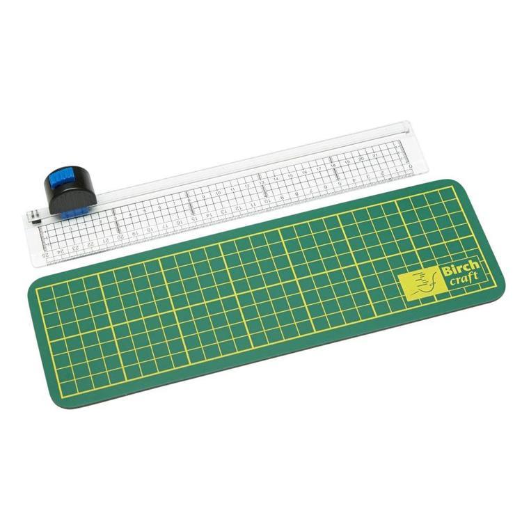 Birch Ruler & Cutter