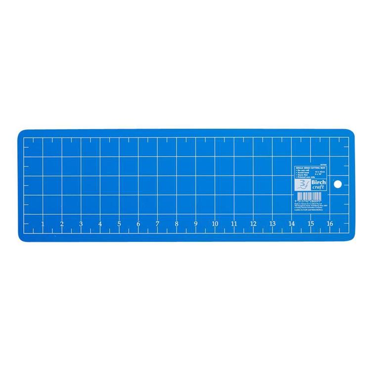 Birch Cutting Mat Blue