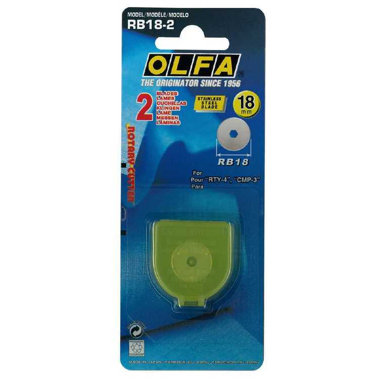 Olfa Circle Blade For Rotary Cutter