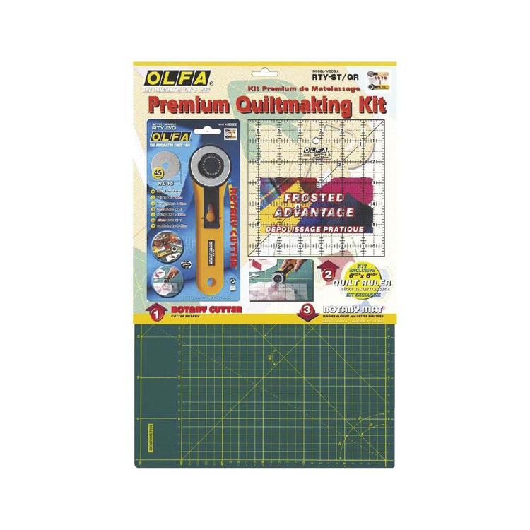 OLFA Rotary Cutter Set