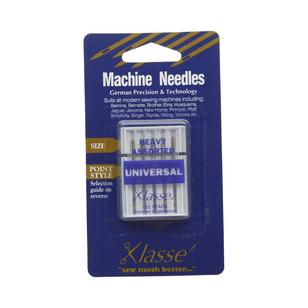 Klasse Universal Heavy Sewing Machine Needles