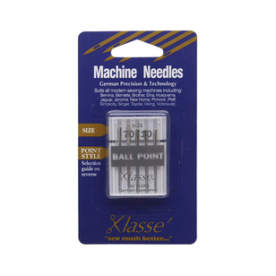 Klasse Ball Point Sewing Machine Needles