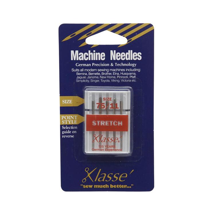 Klasse Stretch Sewing Machine Needles