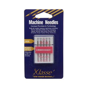 Klasse Embroidery Needles