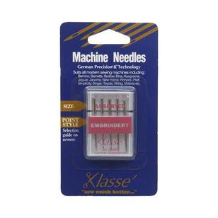 Klasse Embroidery Assorted Needles