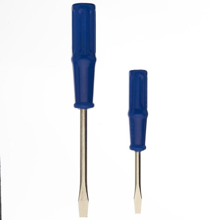 Birch Screw Driver Kit Blue