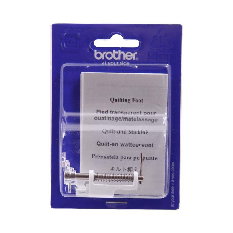 Brother F005  Quilting Foot Silver