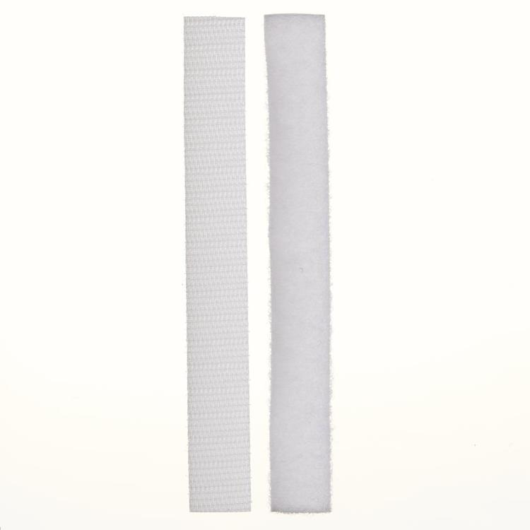 VELCRO® Brand Iron On Tape 2 White 20 mm
