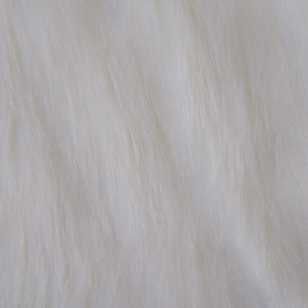 Plain 148 cm Fox Fur Fabric