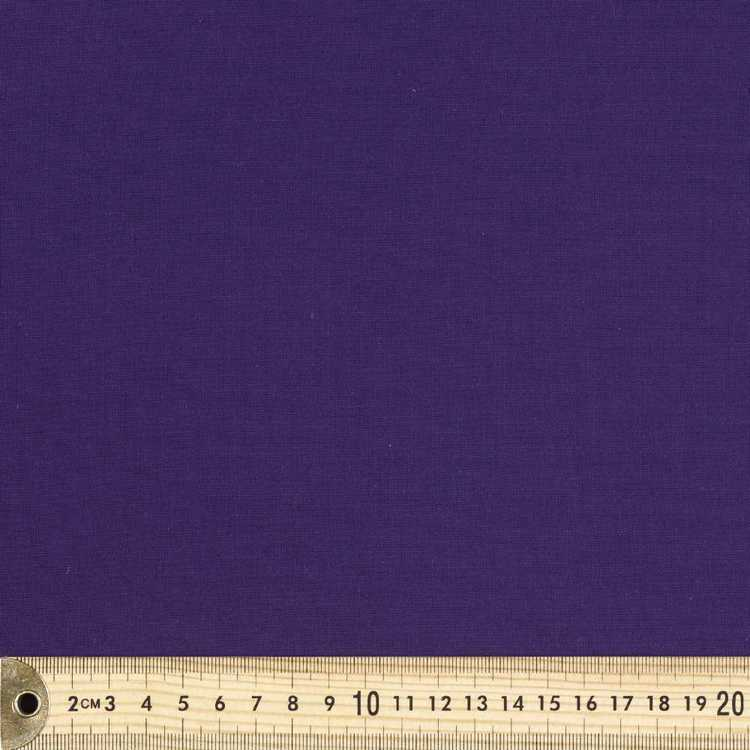 Plain 112 cm Broadcloth Fabric