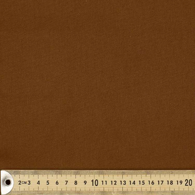 Plain 112 cm Cotton Drill Fabric
